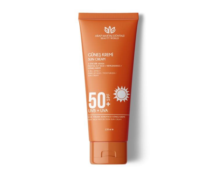 Güneş Kremi 50+ SPF